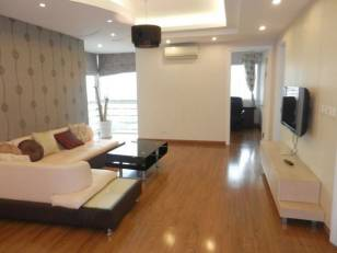 Apartment for rent in Ciputra Hanoi 3 bedrooms 120m2 fully furnished