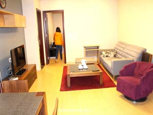 1 bedroom serviced apartment in Kim Ma, Ba Dinh district
