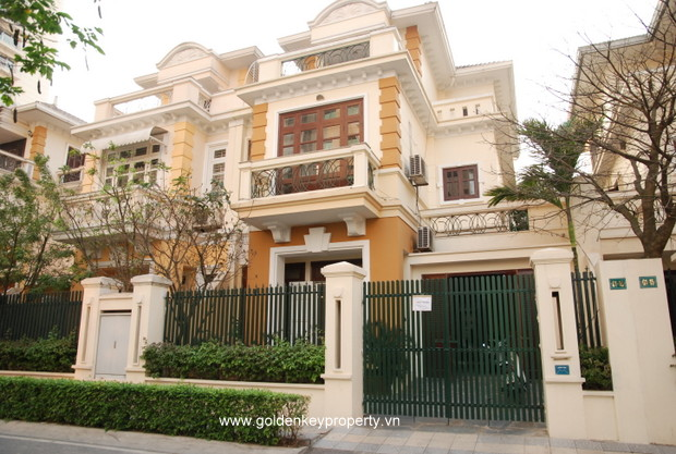 House in G1 Ciputra for rent, 5 bedrooms near UNIS school and G02