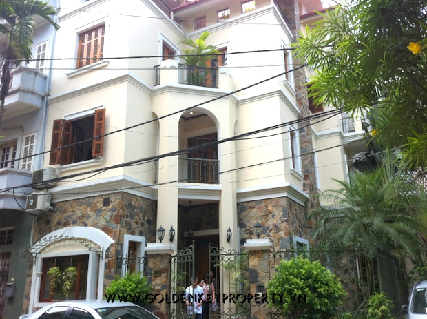 A Beautiful House for rent in center of Hanoi