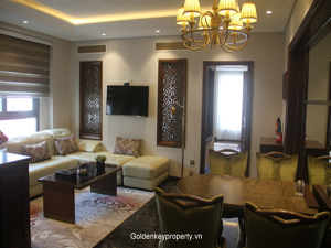 Apartment 1 bedroom on Trieu Viet Vuong street, Hanoi