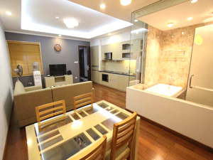 Cozy 1 bedroom apartment available in Duong Buoi, Ba Dinh Dist