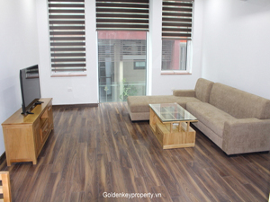 Cozy apartment well furnished for rent on Kim Ma Street