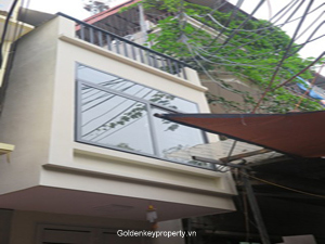 Cozy house 2 bedrooms for rent in Ba Dinh Dist, Hanoi
