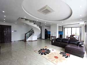 Exclusive serviced apartment in Tay Ho Hanoi 04 bedrooms