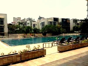 Golden Westlake apartment 3 beds for rent with stunning view