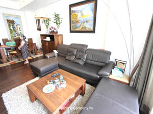 Gorgeous 03 bedrooms apartment at Indochina Plaza Hanoi