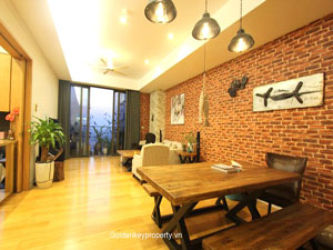 Hanoi Indochina Plaza apartment 4 bedrooms modern design