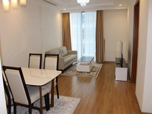 Hanoi modern apartment in Vinhomes Nguyen Chi Thanh