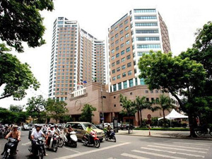 Hanoi Tower Building, 49 Hai Ba Trung Hanoi office for lease