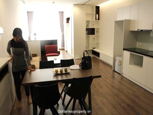 Lancaster Hanoi, 2 beds apartment 67 m2 available for rent