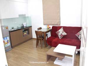 Modern studio apartment in Cau Giay Dist Hanoi