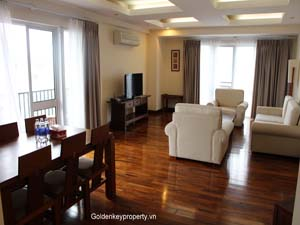 Modern style 2 bedrooms serviced apartment in Hoan Kiem dist