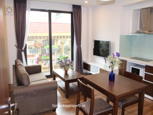 Serviced apartment 1 bed in Kim Ma Ba Dinh – Hanoi