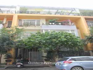 4 bedrooms villa for rent with modern style on Xuan Thuy Street