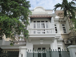 Ciputra Hanoi villa Rental, New renovate 4 bedrooms C Block