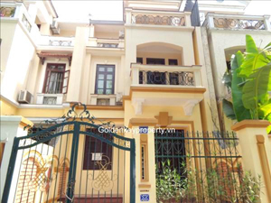 Rental small size villa 126 sqm 4 bed in Ciputra near SIS school