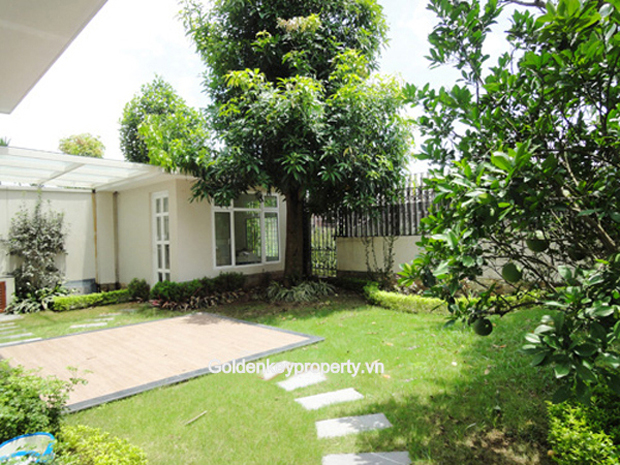 Spacious Ciputra Villa For Rent In T3 Block High Quality