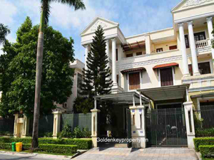 Spacious Villa in Ciputra Hanoi, 5 bedrooms facing to UNIS school