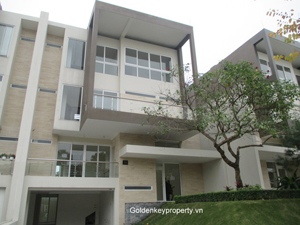 Villa for rent in Block Q Central Park Ciputra Hanoi 5 bedrooms