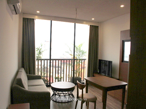 1 bedroom apartment available for rent in Tu Hoa