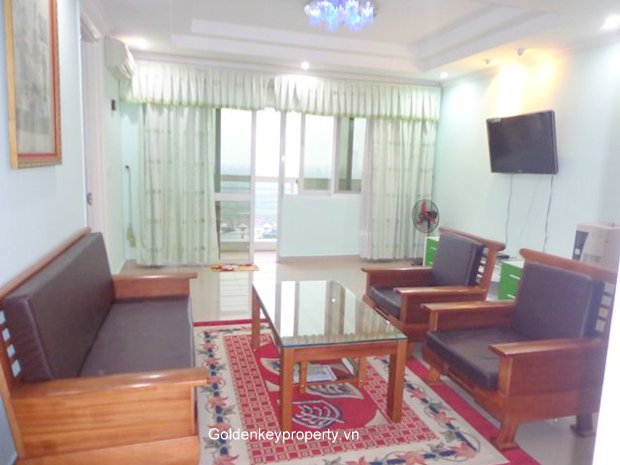 Apartment Ciputra Hanoi for rent, 4 bedroom, furnished, city view