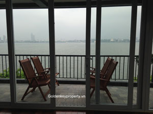 3 bedroom lake view, apartment rental in Quang Khanh Tay Ho