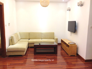 Apartment available in Tay Ho, full furnished, near the lake