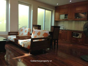 Cheap apartment 2 bedrooms for rent in Tay Ho Hanoi
