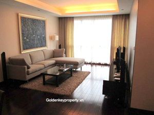 Fraser Suites apartment in Westlake Hanoi for rent with 2 bedroom