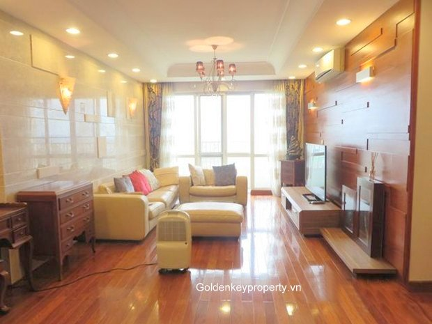 Apartment Ciputra Hanoi, P1 Tower with 4 bedroom, high floor