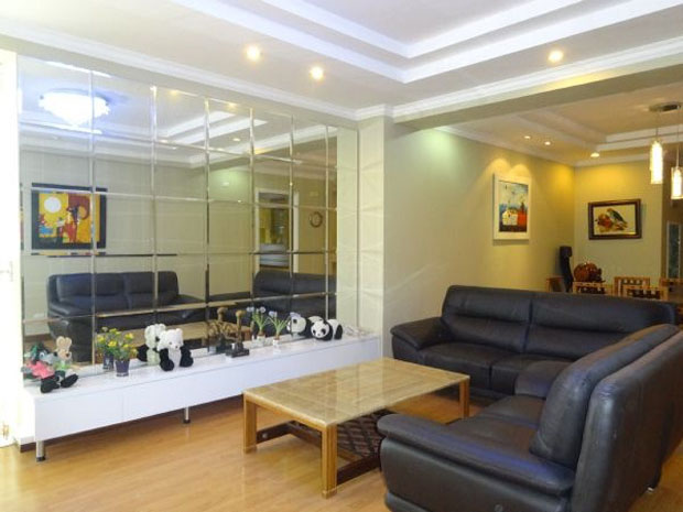 Ciputra Hanoi apartment rental - 3 bedrooms fully furnished