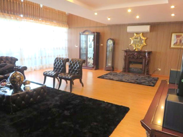 Penthouse 3 bedroom 300m2 apartment for rent in P2 Ciputra Hanoi