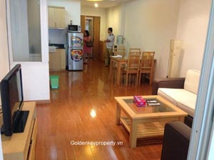 1 bed apartment for rent with furnished on Kim Ma street