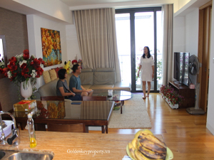 Indochina Plaza apartment 3 bedrooms available in E Tower
