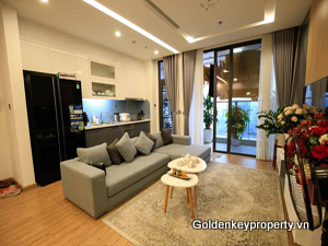 Vinhomes Metropolis apartment 3 bedrooms available in Ba Dinh district