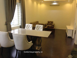 Central located apartment for rent in Giang Vo Hanoi