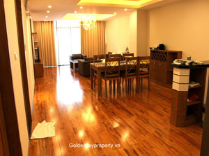 Hanoi Ba Dinh dist 3 beds Apartment rental near French Quarter