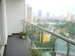 Hanoi Lancaster apartment, 2 bedroom full furnished for rent