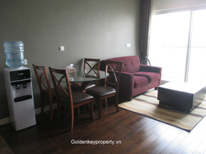 Lancaster Hanoi studio apartment for lease, well furnished