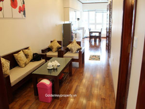 New Apartment 2 bedrooms in Truc Bach lake Hanoi