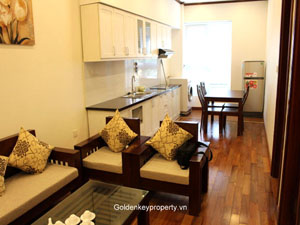New Apartment For Rent 2 bedrooms in Lac Chinh street, Ba Dinh