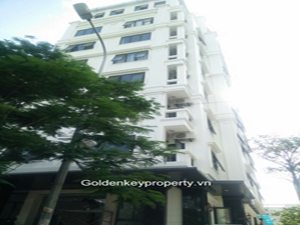 Studio apartment furnished for rent in Dich Vong, Cau Giay Hanoi