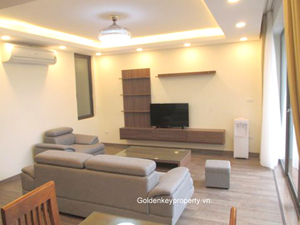 2 beds apartment for rent in To Ngoc Van, Tay Ho Hanoi