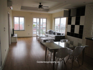Apartment 3 bedrooms in Au Co street, Tay Ho Hanoi