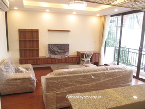 New apartment for rent on To Ngoc Van street, Tay Ho Hanoi