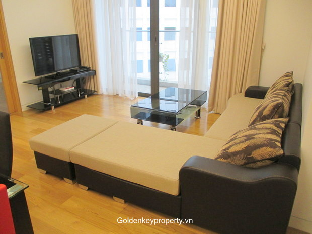 3 bedroom apartment in Hanoi, Indochina Plaza, high floor, well designed