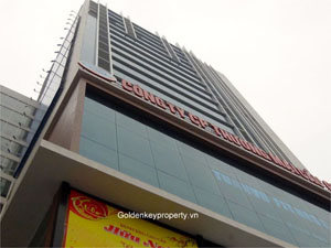 CTM Complex in Cau Giay Hanoi Serviced Apartment for Rent