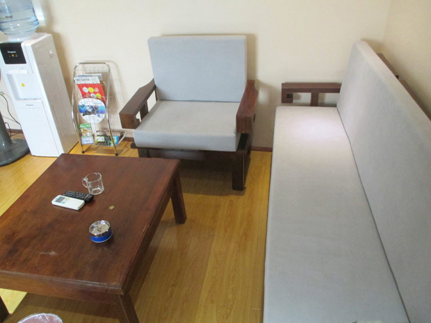 Cau Giay, Hanoi apartment one bedroom for rent in Nguyen Phong Sac street