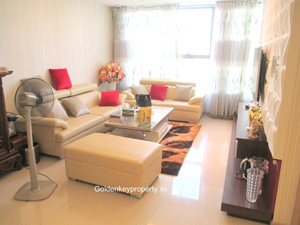 Apartment rental 3 bedroom in Thang Long Number One Hanoi